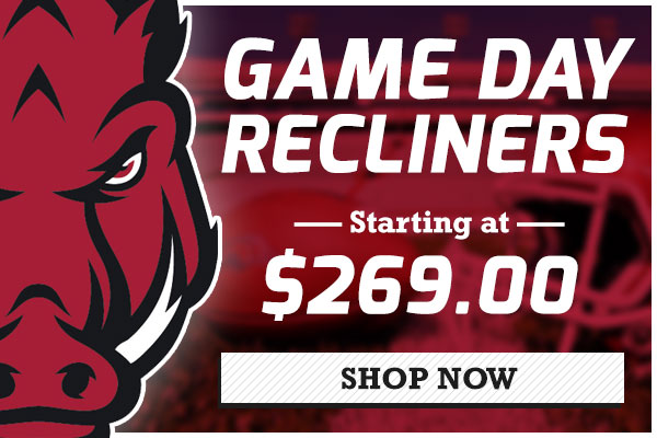 Game Day Recliners $269